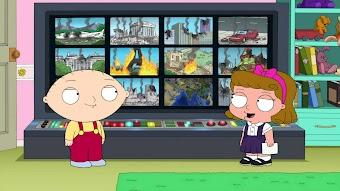 Mr. und Mrs. Stewie