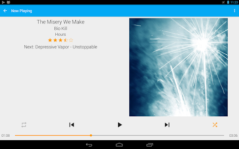 GoneMAD Music Player (Trial) App Download For Android 8