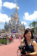 Photo: Cinderella's Castle http://ow.ly/caYpY