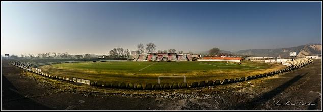 Photo: Intrarea Stationului - Stadionul Municipal - 2016.11.26