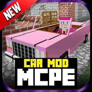 Car MOD For MCPE! App icon