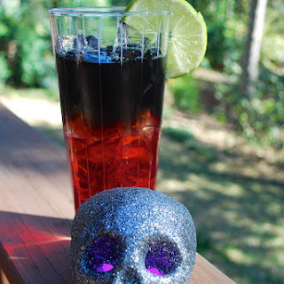 Halloween Cape Cod Cocktail