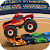 Monster Truck Game for Kids file APK Free for PC, smart TV Download