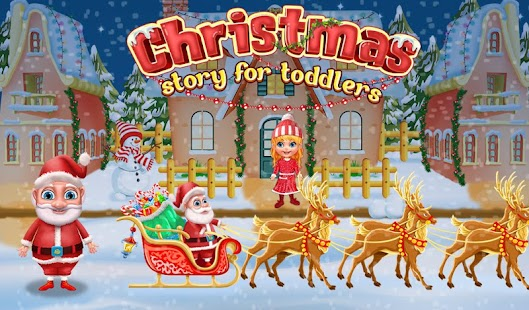 Christmas Story For Toddlers- screenshot thumbnail