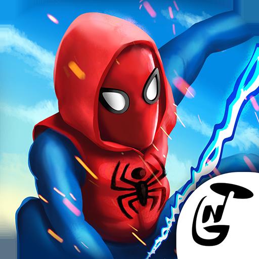Spider Kid : Super Hero Man