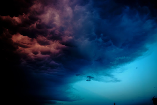 Cielo minaccioso prima di un temporale di ph_LuigiBloise ©