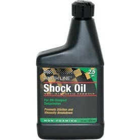 Finish Line Shock Oil 2.5 Weight 16oz