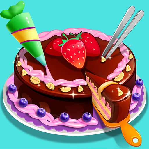 Cake Shop - Kids Cooking Icon