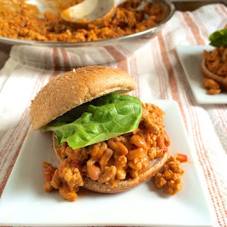 Tomato Soup Sloppy Joes
