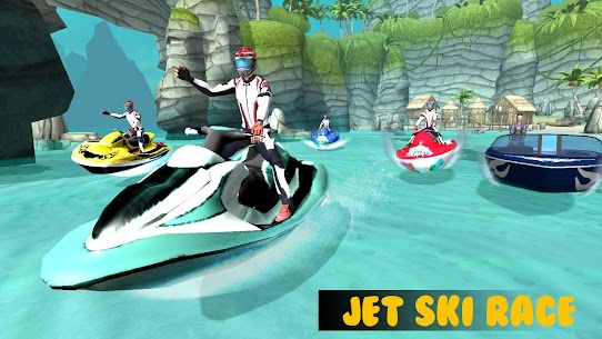 Jet Ski Racing Stunts : Fearless Water Sports Game 1