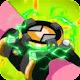 Omni-trix Glitch : Alien Transform Hero