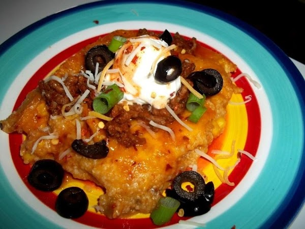 ~ Creamy Cheesy Mexican Flair Grits ~ Cassies Recipe