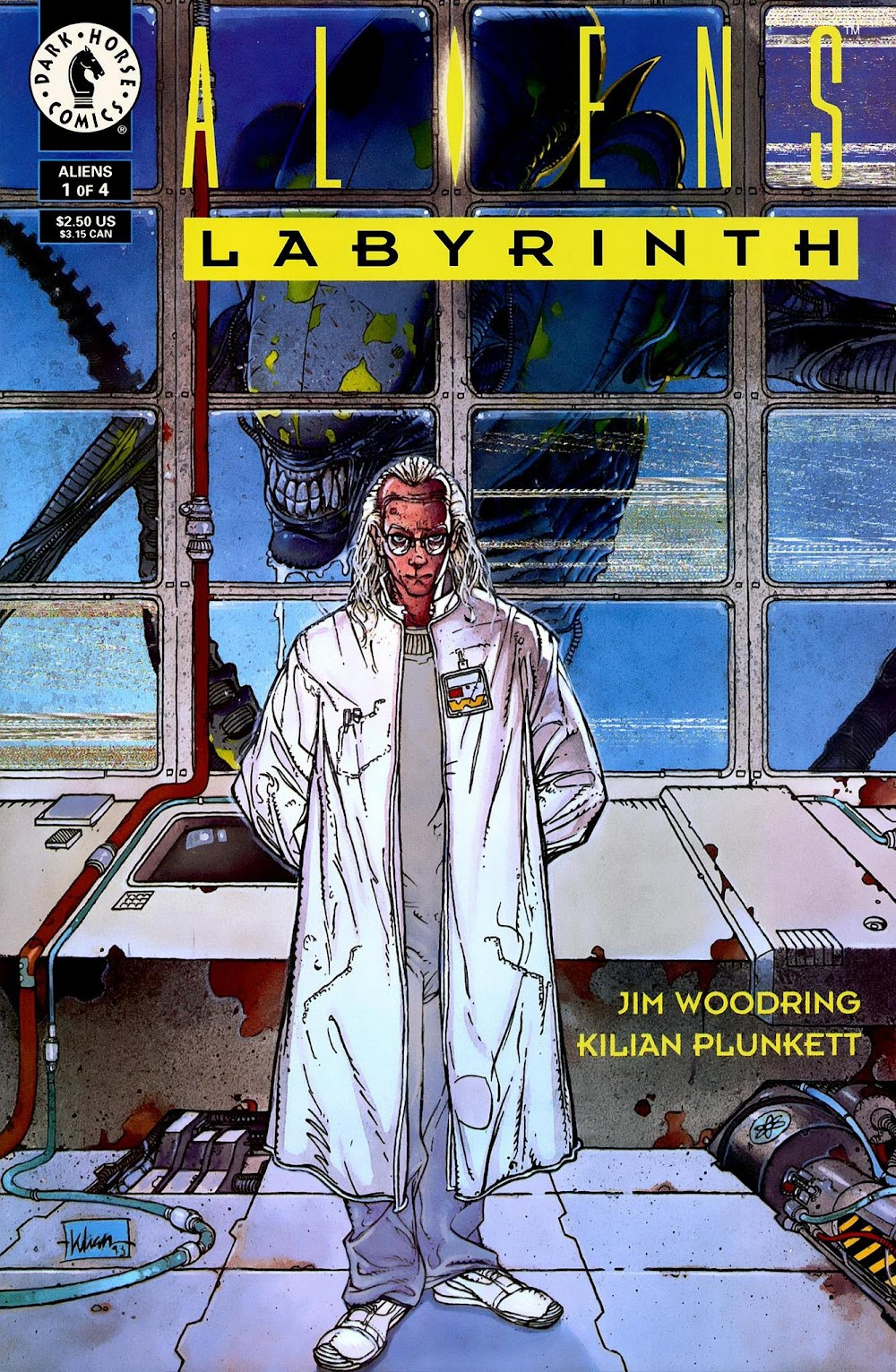 Aliens: Labyrinth (1993) - complete
