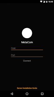 MetaCom - náhled