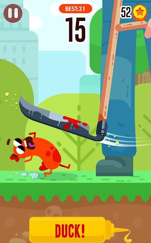 Run Sausage Run! Android App Screenshot