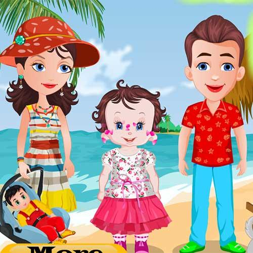Baby Lisi Beach Party 1.5.5 screenshots 4
