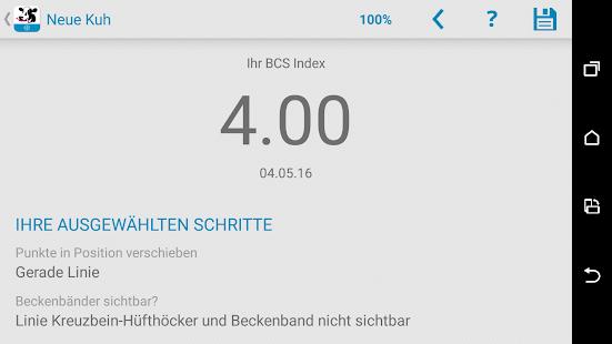 BCS Cowdition Screenshot