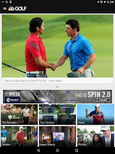Golf Channel Mobile- screenshot thumbnail