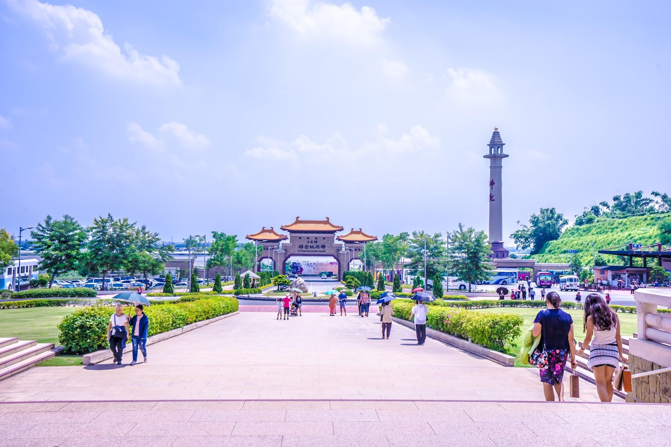 台湾 高雄 佛光山佛陀紀念館9