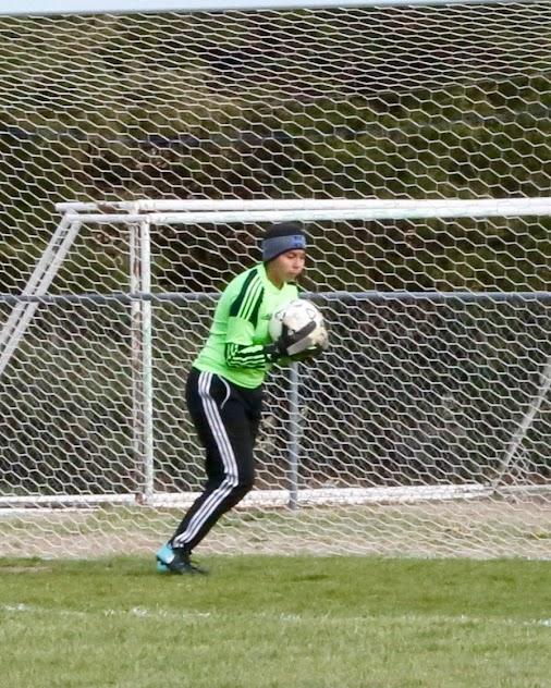 HHS Jv vs McPherson Jv Soccer