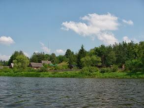 Photo: Skansen w Nowogrodzie