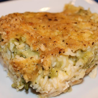 Chicken Breast Rice Broccoli Bake Recipes