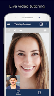 Varsity Tutors - Live Online Video Tutoring App - náhled