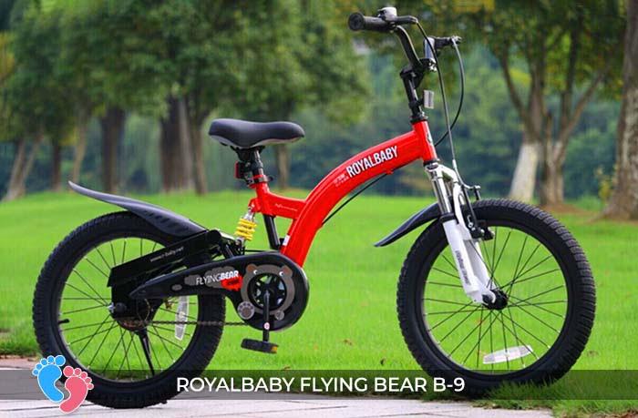 Xe đạp trẻ em Royal Baby Flying Bear b-9 7