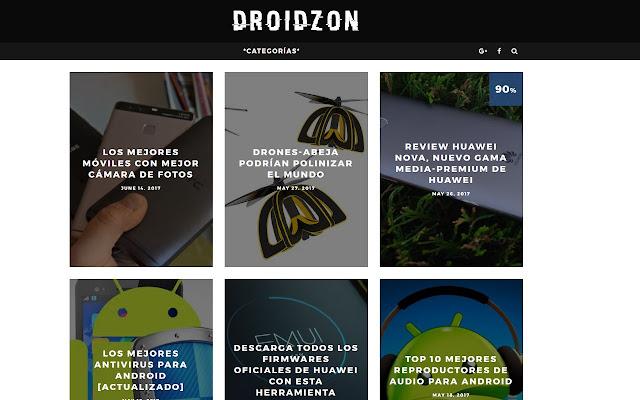DroidZon