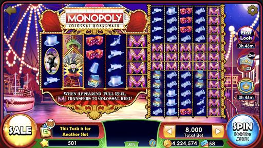 MONOPOLY Slots u2013 Free Slot Machines & Casino Games 2.0.1 screenshots 5