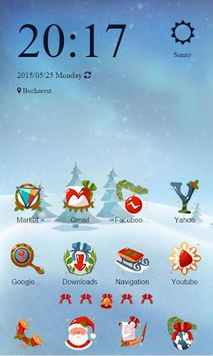 Winter Holiday ZERO Launcher