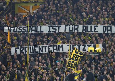 Le Borussia Dortmund est le dernier gros club européen à ne pas avoir d'équipe féminine