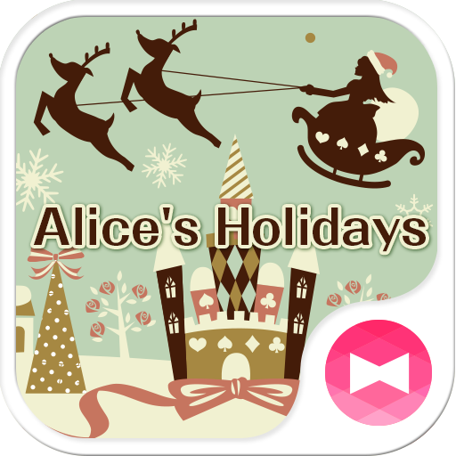 Alice's Holidays Wallpaper Icon