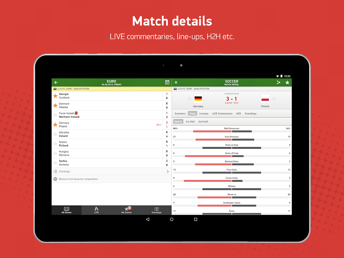 Soccerstand - Google Play'de Android Uygulamaları Soccerstand