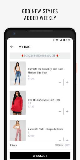 Fashion Nova 1.4 screenshots 4