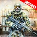 TPS Commando Battleground Mission: Shooting Games icon
