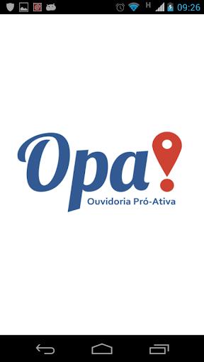 Opa - Ouvidoria Pro-Ativa