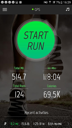 Running Distance Tracker + 2.0.5 screenshot 2088611