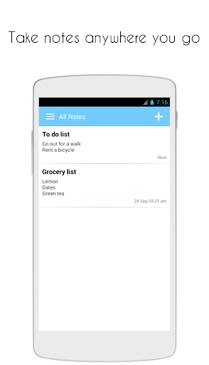 Keep My Notes - Notepad, Memo and Checklist Apk 1