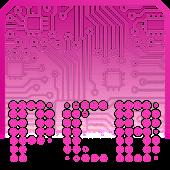 PCB Pink ⁞ CM12 Theme