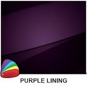 Purple Lining For XPERIA™