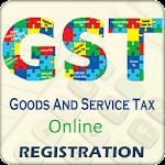 GST Online Registration Icon