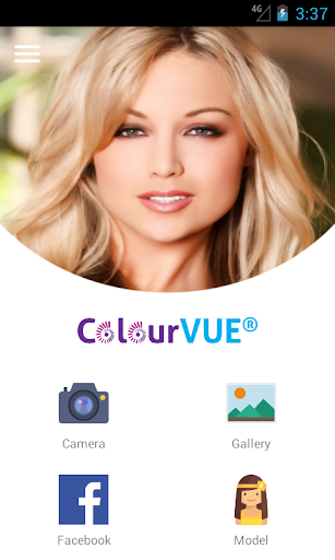 ColourVUE Mirror screenshot