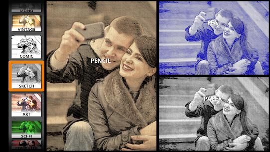 Camera 2 3.1.6 APK with Mod + Data 2