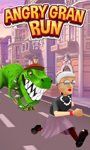 Angry Gran Run - Running Game 1.74.5 screenshots 1