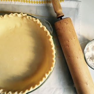 Pastry For A Single-crust Pie.