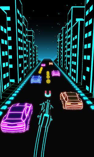 Nom du jeu: Neon Bike Race  astuce 1