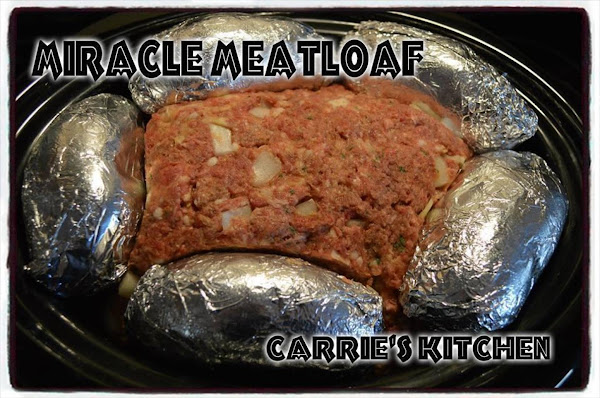 Crockpot Meatloaf Recipe