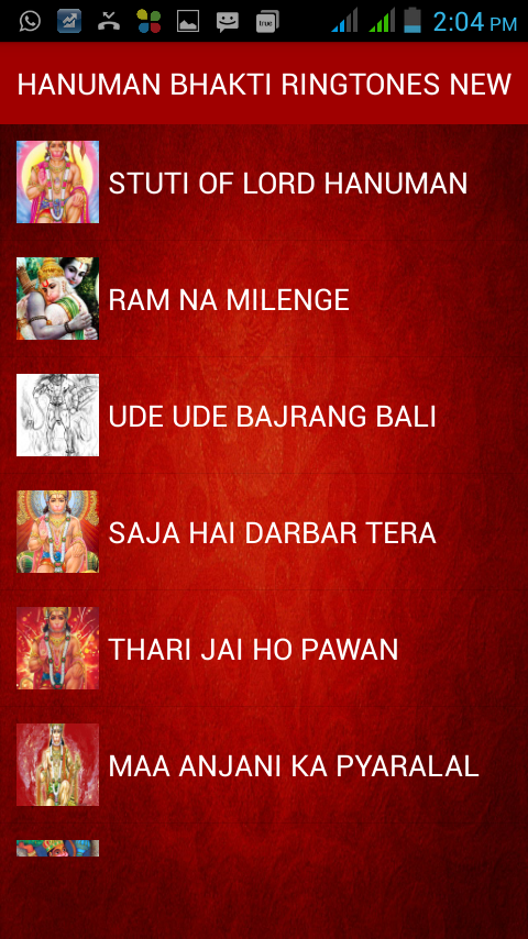 Download free Bhakti ringtone for your mobile phone