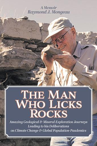 The Man Who Licks Rocks cover